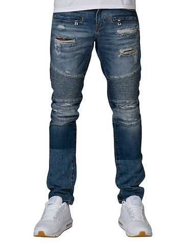 EMBELLISH MENS Blue Clothing / Jeans