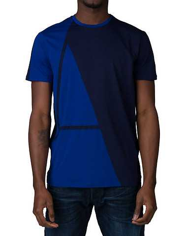 ARMANI JEANS MENS Navy Clothing / Tops