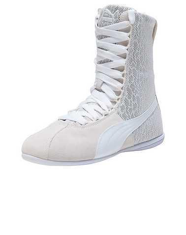 PUMA WOMENS Beige-Khaki Footwear / Casual