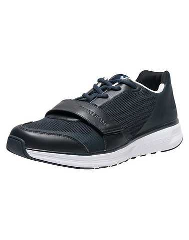 ARMANI JEANS MENS Navy Footwear / Casual