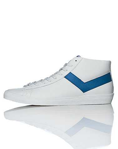 PONY MENS White Footwear / Sneakers 12