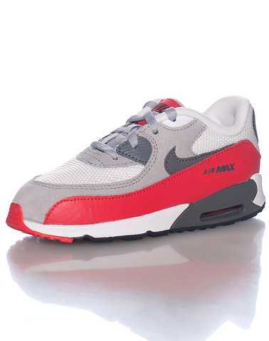 NIKE BOYS Grey Footwear / Sneakers 4C