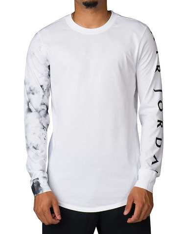 JORDAN MENS White Clothing / Tops