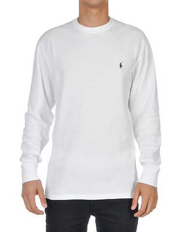 POLO MENS White Clothing / Tees and Polos