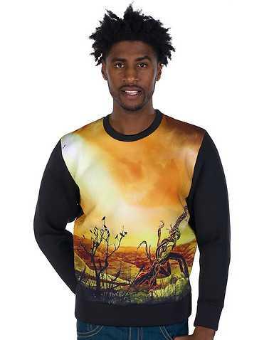 DECIBEL MENS Yellow Clothing / Sweatshirts XL