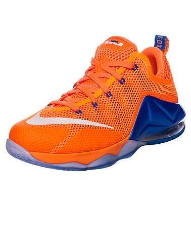 NIKE BOYS Orange Footwear / Sneakers