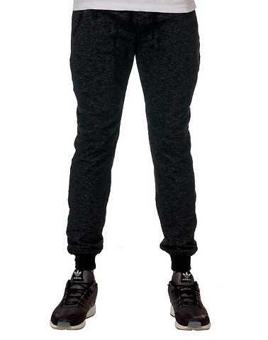 DECIBEL MENS Dark Grey Clothing / Sweatpants
