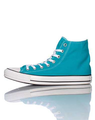 CONVERSE WOMENS Medium Green Footwear / Casual 6