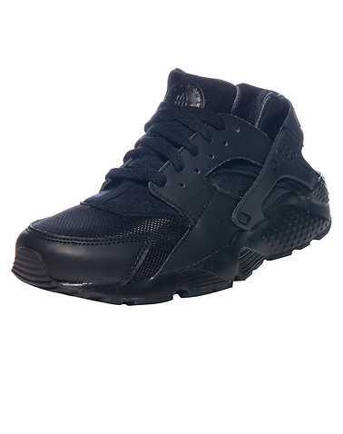 NIKE BOYS Black Footwear / Sneakers 5Y