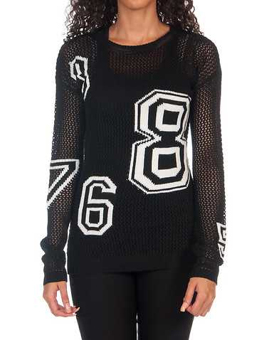 ESSENTIALS WOMENS Black Clothing / Sweaters S