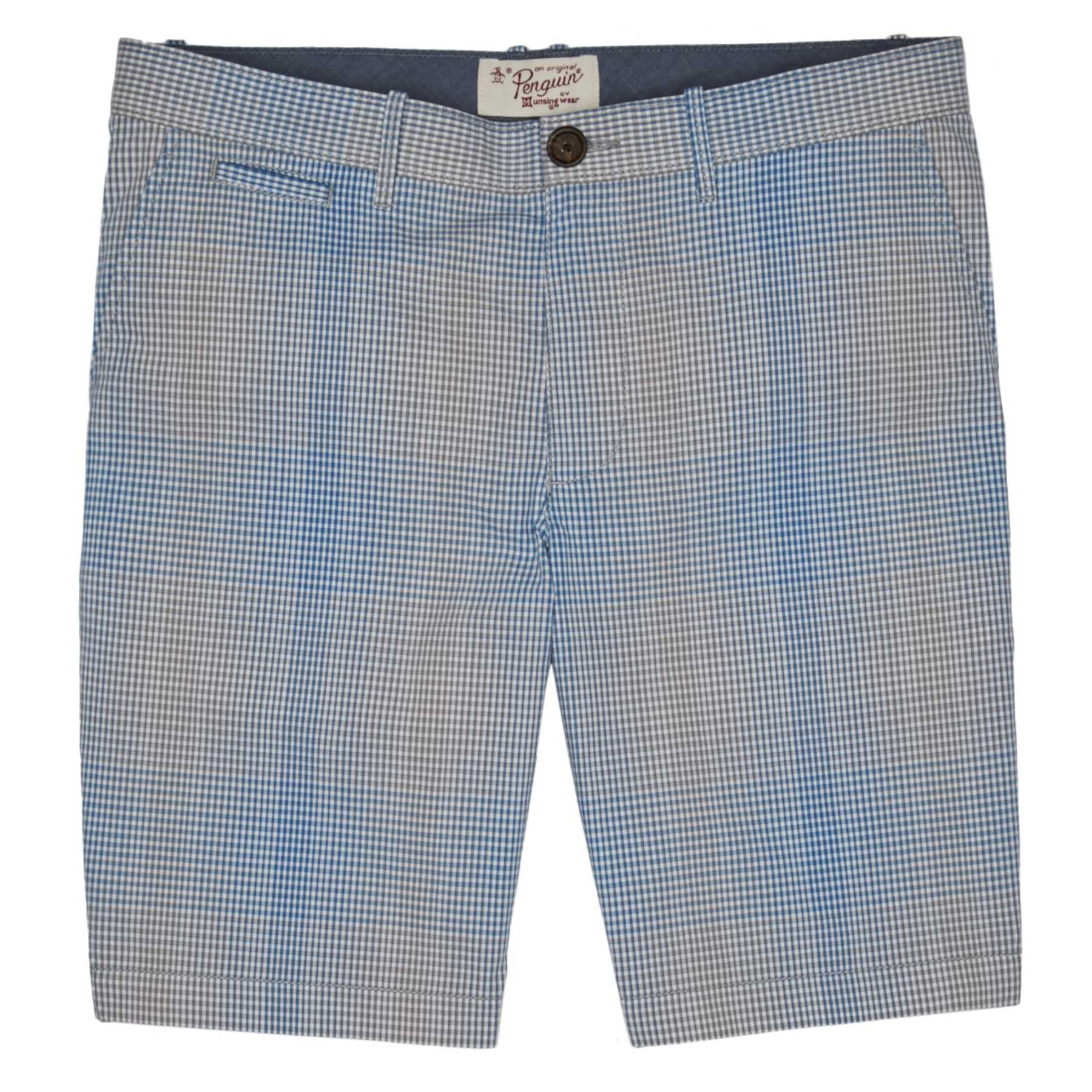 Original Penguin OMBRE CHECK SHORT