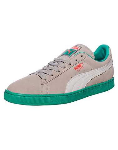 PUMA MENS Grey Footwear / Sneakers 9.5