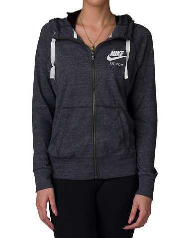 NIKE SPORTSWEAR WOMENS Grey Clothing / Sweatshirts L