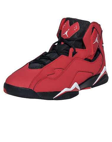 JORDAN MENS Red Footwear / Sneakers 10