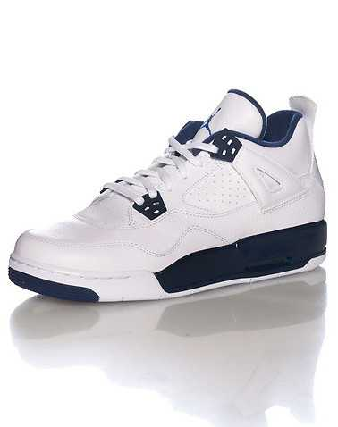JORDAN BOYS White Footwear / Sneakers 5.5Y
