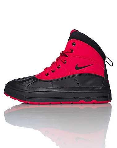 NIKE BOYS Red Footwear / Boots