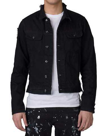 EMBELLISH MENS Black Clothing / Outerwear L