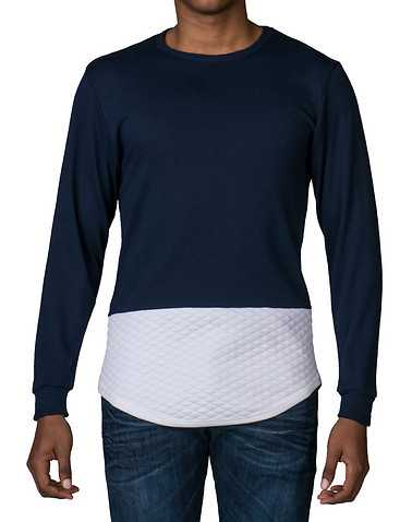 DECIBEL MENS Navy Clothing / Tops L