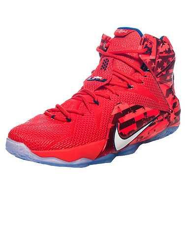 NIKE MENS Red Footwear / Sneakers