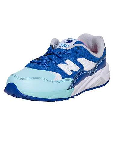 NEW BALANCE BOYS Blue Footwear / Sneakers