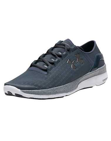 UNDER ARMOUR MENS Grey Footwear / Sneakers
