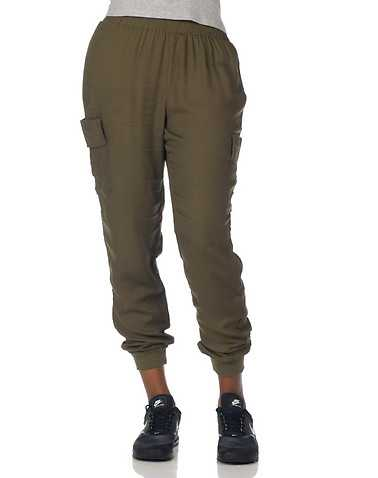 ESSENTIALS WOMENS Green Clothing / Bottoms M