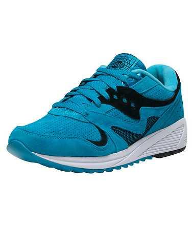 SAUCONY MENS Medium Blue Footwear / Sneakers