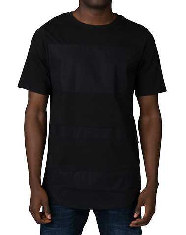 MASSIV MENS Black Clothing / Tops