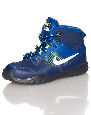 NIKE BOYS Blue Footwear / Boots 4C