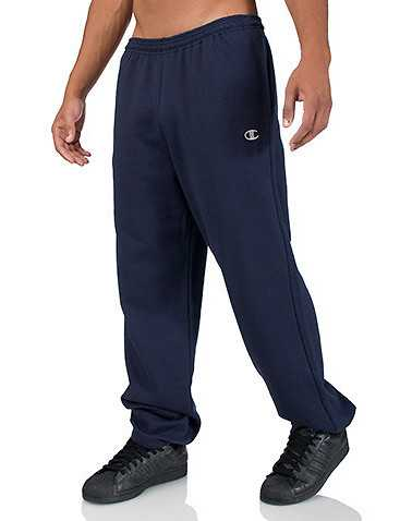 CHAMPION MENS Navy Clothing /weatpants