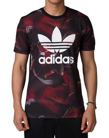 adidas MENS Black Clothing / Tops M