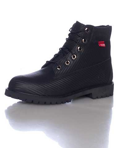 TIMBERLAND BOYS Black Footwear / Boots 6.5