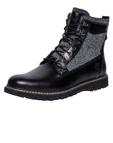 TIMBERLAND MENS Black Footwear / Boots 9