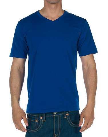 DECIBEL MENS Royal Clothing / Tees and Polos XL