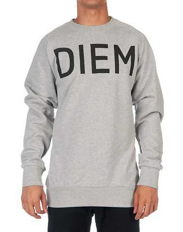 DIEM MENS Grey Clothing / Sweatshirts XL