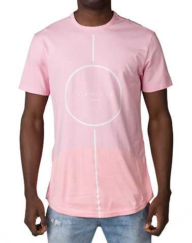 VIE RICHEENS Pink Clothing / Tops