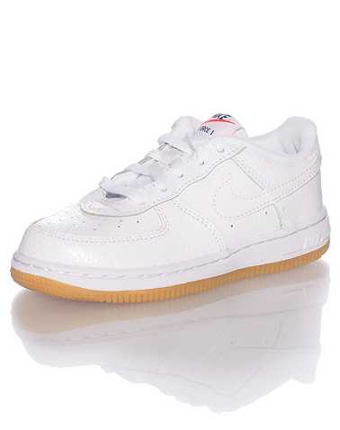 NIKE BOYS White Footwear / Sneakers 7C