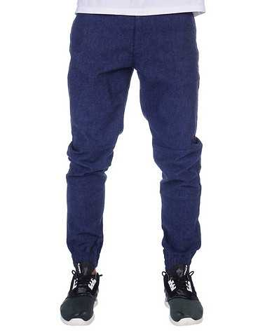WELL VERSED MENS Blue Clothing / Pants