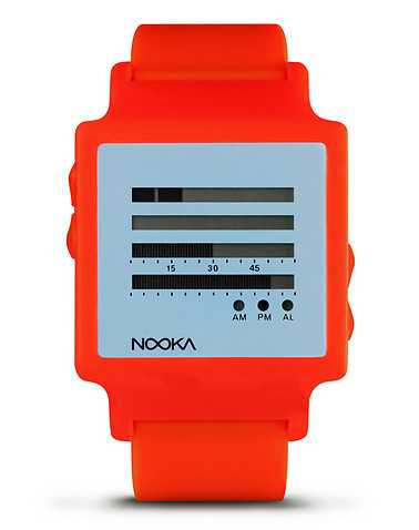 NOOKA MENS Orange Accessories / Watches ONES
