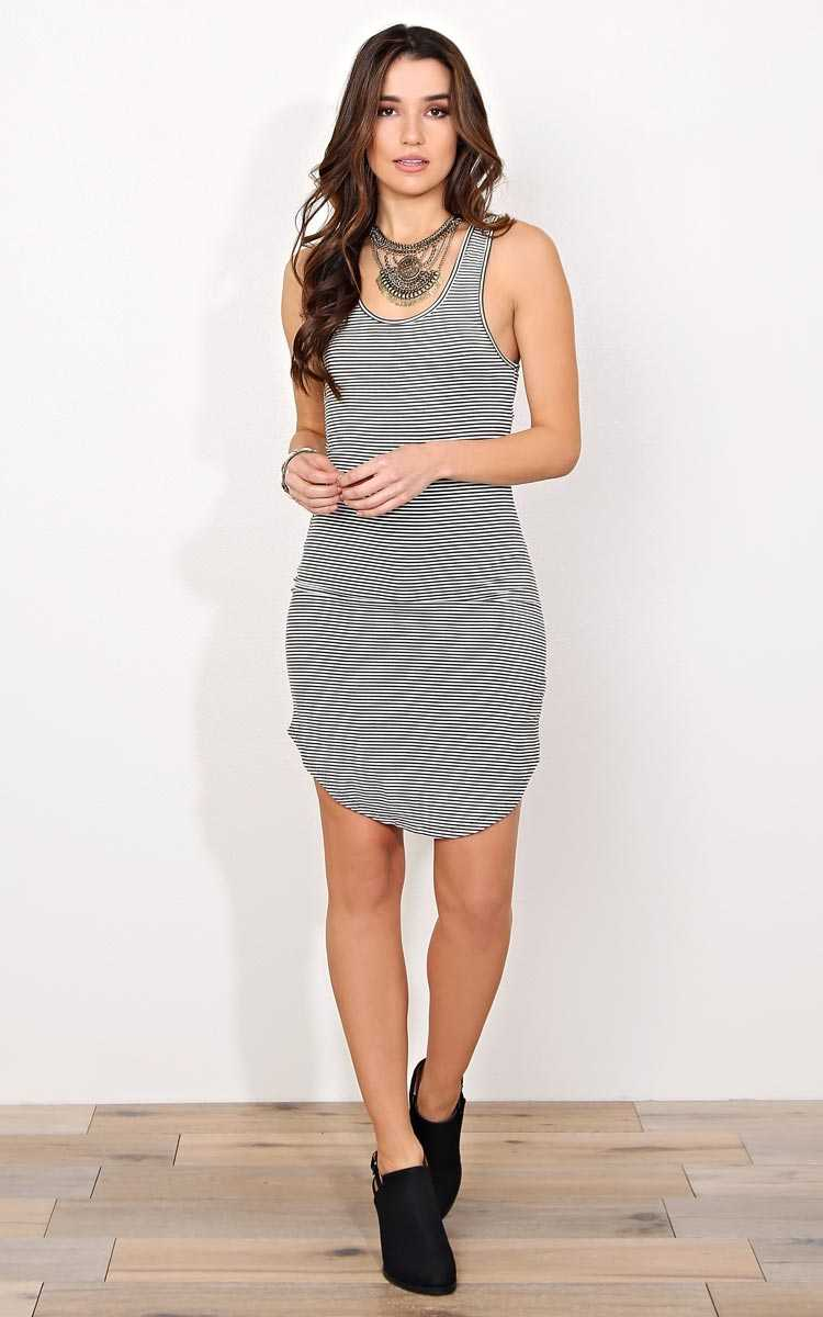 Breaking All The Rules Knit Midi Dress - LGE - in Size Large by Styles For Less