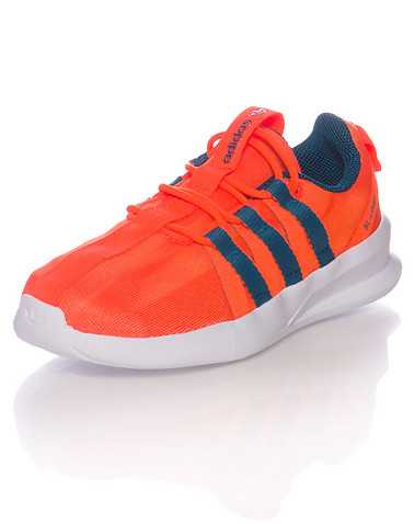 adidas BOYS Orange Footwear / Sneakers 1.5