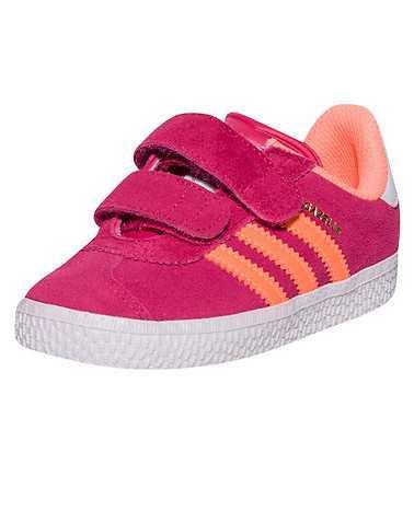 adidas GIRLS Pink Footwear / Sneakers