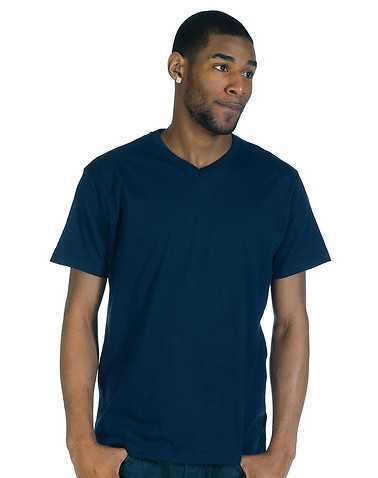 DECIBEL MENS Navy Clothing / Tees and Polos