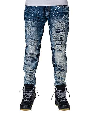 DECIBEL MENS Blue Clothing / Jeans