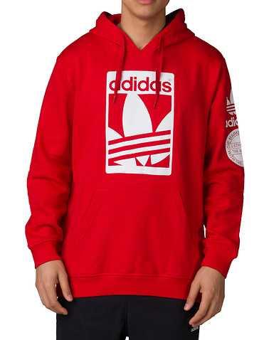 adidasENS Red Clothing / Sweatshirts