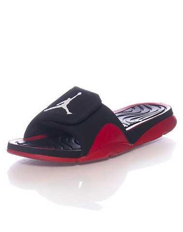JORDAN MENS Red Footwear / Sandals 10