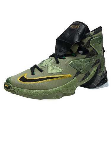 NIKE MENS Dark Green Footwear / Sneakers