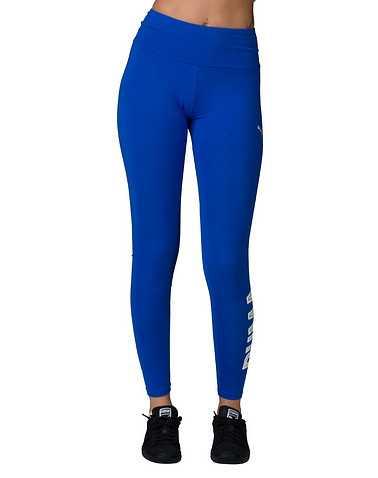 PUMA WOMENS Blue Clothing / Bottoms