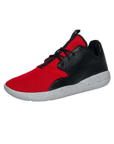 JORDAN BOYS Red Footwear / Sneakers