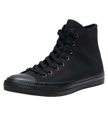 CONVERSE MENS Black Footwear / Sneakers